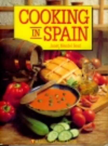 cover of the book Cooking in Spain