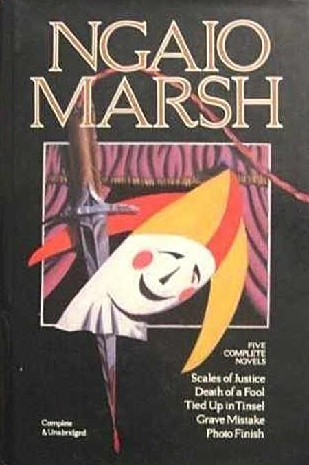Ngaio Marsh: 5 Complete Novels - Ngaio Marsh