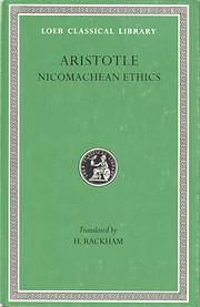 Nicomachean ethics – tekijä: Aristotle.,