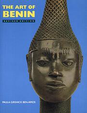 Art of Benin – tekijä: Paula Ben-Amos