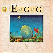 Egg (My First Nature Book) de Andrienne…