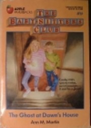 Babysitters Club #9: The Ghost at Dawn's…
