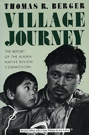 Village journey : the report of the Alaska…