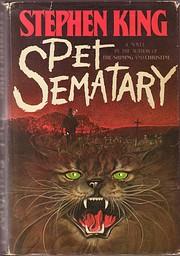 Pet Sematary – tekijä: Stephen King