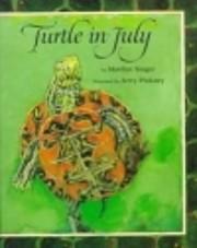 Turtle in July de Marilyn Singer Harcourt…