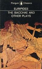4 Plays: Bacchae / Helen / Ion / Trojan…
