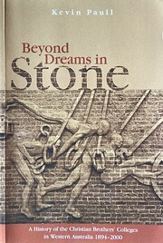 Beyond dreams in stone : a history of the…