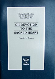 On Devotion to the Sacred Heart (Encyclical…