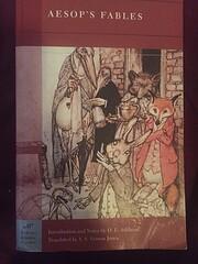 The Classic Treasury of Aesop's Fables de…