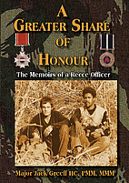 A Greater Share of Honour by Jack Greeff