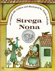 Strega Nona: An Original Tale (Scholastic…