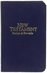 New Testament with Psalms and Proverbs av…