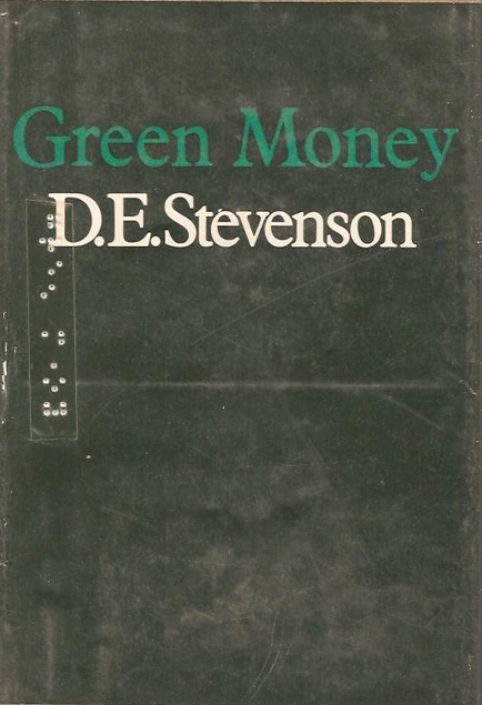 Green Money cover