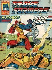 Transformers 201 de Simon Furman