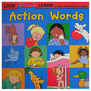 Action words : a book with fabulous flaps av…