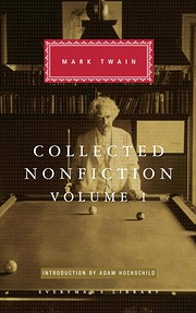 Collected Nonfiction, Volume 1: Selections…