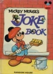 MICKEY MOUSE JOKE BOOK av Disney Book Club