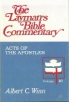Acts of the Apostles (Laymans Bible…