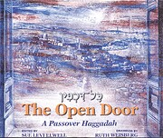 The Open Door: A Passover Haggadah (English…