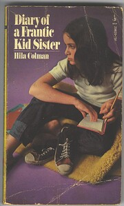 Diary of a Frantic Kid Sister av Hila Colman