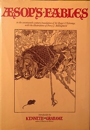 A Hundred Fables of Aesop; From the English…