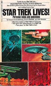 Star Trek Lives! por Jacqueline Lichtenberg