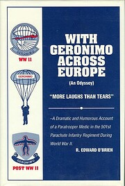 With Geronimo Across Europe (An Odyssey) by…