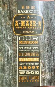A-MAZE-N Smokin' Products Manual de A-MAZE-N…