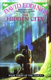 Hidden City (The Tamuli) de David Eddings