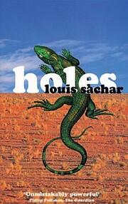 Holes – tekijä: Louis Sachar