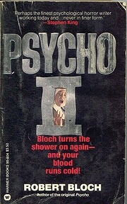 Psycho II de Robert Bloch