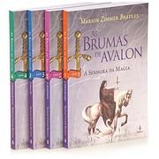 The Mists of Avalon af Marion Zimmer Bradley