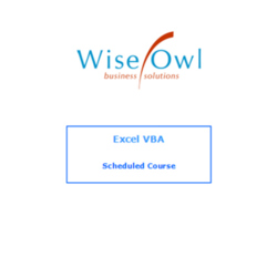 Wiseowl Vba