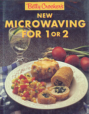 Betty Crockers New Microwaving for One or…