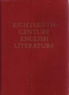 Eighteenth-Century English Literature by…