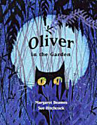 Oliver in the garden by Margaret Beames