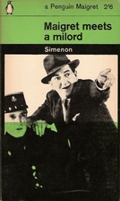 The Crime at Lock 14 by Georges Simenon