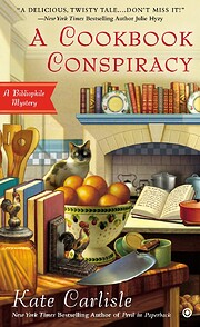 A Cookbook Conspiracy (Bibliophile Mystery)…