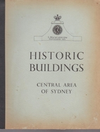 Historic Buildings : Central Area of Sydney…