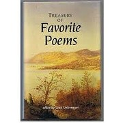 Treasury Of Favorite Poems por Louis-edited…