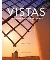 Vistas 4e Workbook/Video Manual Intro...…
