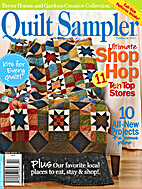 Quilt Sampler Magazine 2010 Fall by Better…