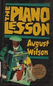 The Piano Lesson por August Wilson