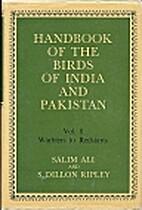 Handbook of the Birds of India and Pakistan:…