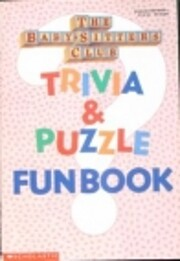 Baby-Sitters Club Trivia and Puzzle Fun Book…