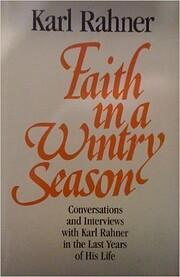 Faith In A Wintry Season: Conversations &…