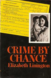 Crime by chance de Elizabeth Linington