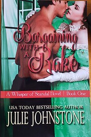 Bargaining with a Rake (A Whisper of Scandal…
