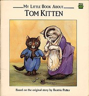 My Little Book About Tom Kitten af…