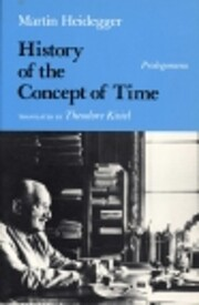 History of the concept of time : prolegomena…